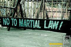 Nie wieder Martial Law