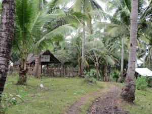 Der Treffpunkt der MRV im Barangay Tala